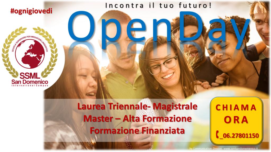 Università Mediazione Linguistica Open day