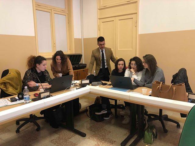 stage san domenico roma traduzione audiovisiva