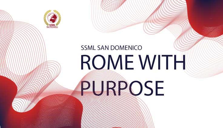 rome with purpose incontro con gli studenti americani