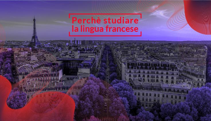 studiare la lingua francese